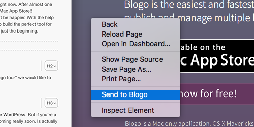 Extensions – Welcome to Blogo Help center